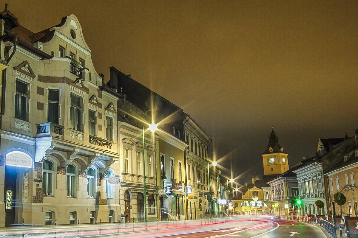 Residence Central Annapolis, Brasso, Romania, Romania hotels and hostels