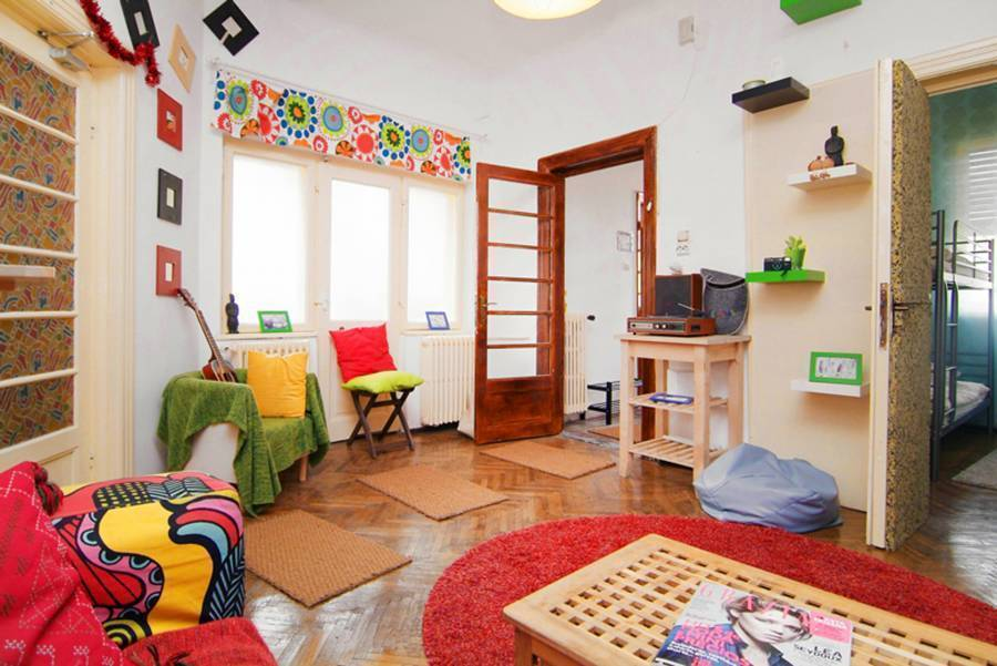 The Cozyness Downtown Hostel, Bucuresti, Romania, Romania hotels and hostels