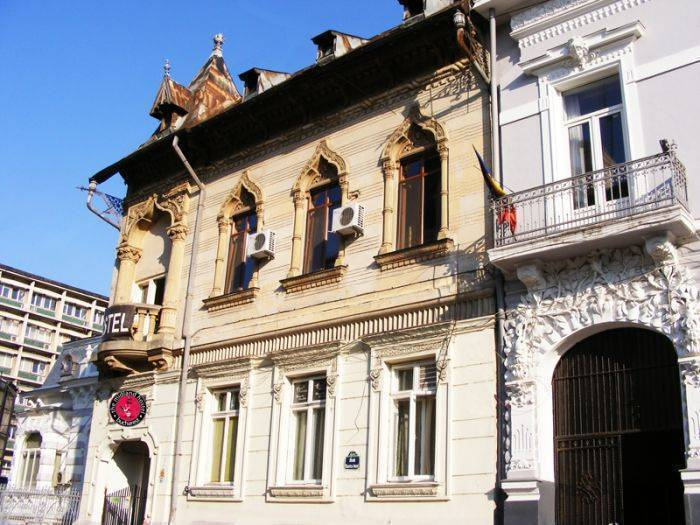 The Midland Youth Hostel, Bucharest, Romania, hotels in ancient history destinations in Bucharest