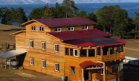 Baikal - Search available rooms for hotel and hostel reservations in Khuzhir 1 photo