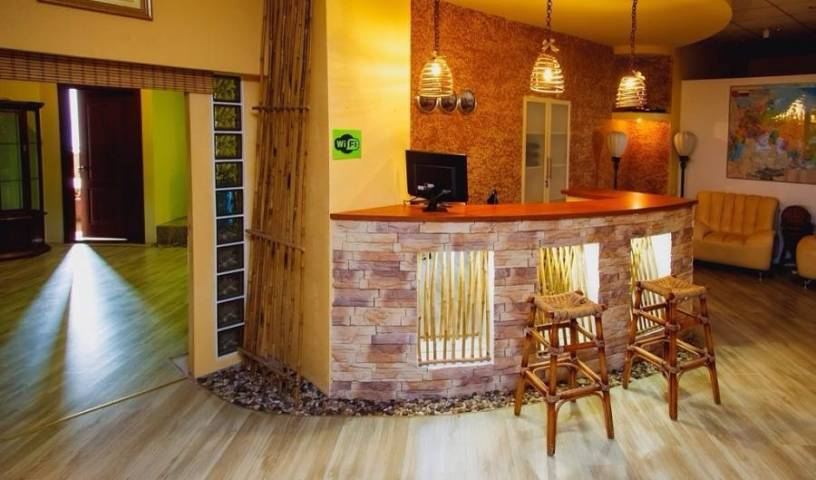 Hostel Bamboo - Search available rooms for hotel and hostel reservations in Vladivostok 11 photos