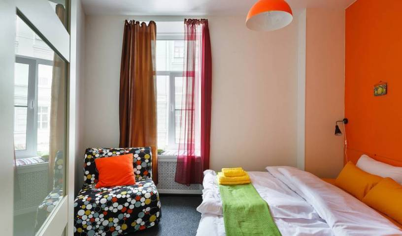 Station Hotel Z12 - Get low hotel rates and check availability in Saint Petersburg 7 photos
