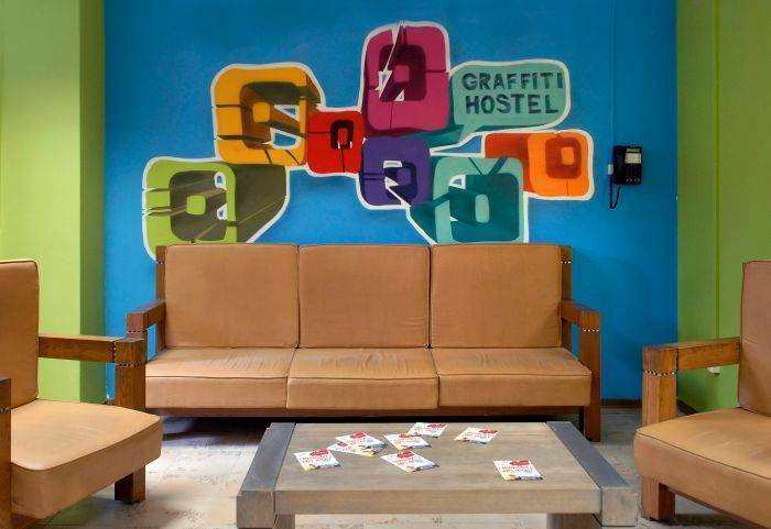 Graffiti Hostel, Saint Petersburg, Russia, give the gift of travel in Saint Petersburg
