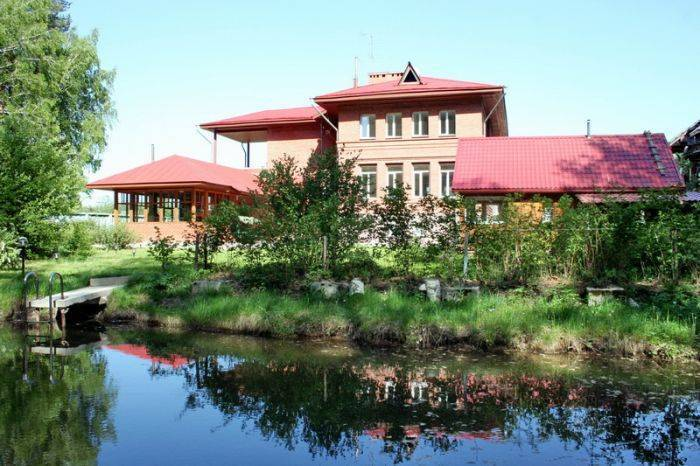 Honey House Villa Cottage, Yekaterinburg, Russia, Russia hotels and hostels