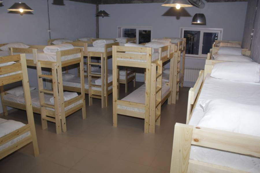 Husky Hostel, Ulan-Ude, Russia, hotels with kitchens and microwave in Ulan-Ude