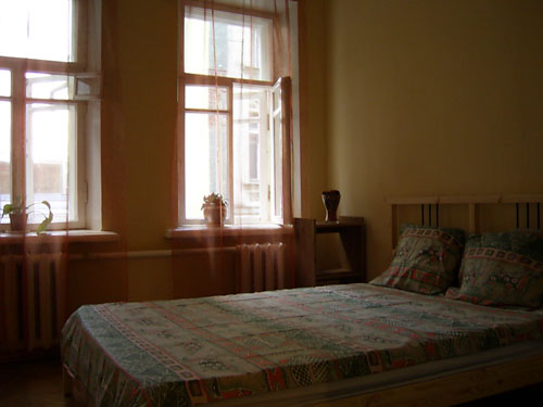 Transsiberian Hostel, Moscow, Russia, savings on hotels in Moscow