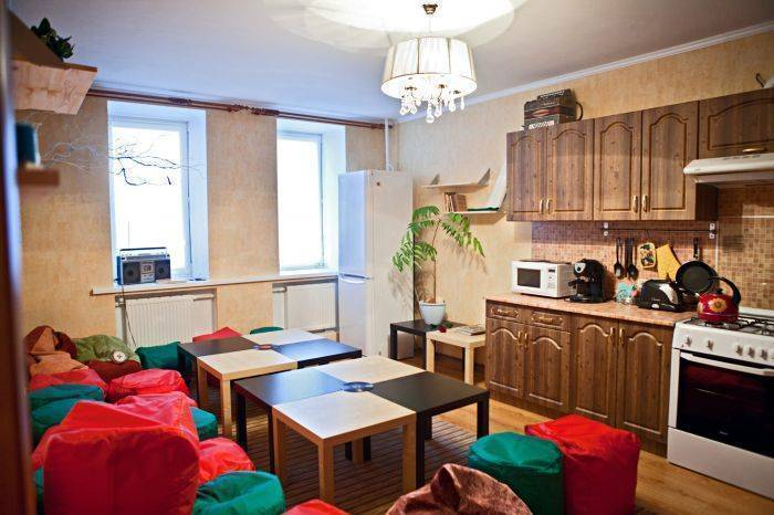 Vinyl Hostel, Vladimir, Russia, where to stay and live in a city in Vladimir