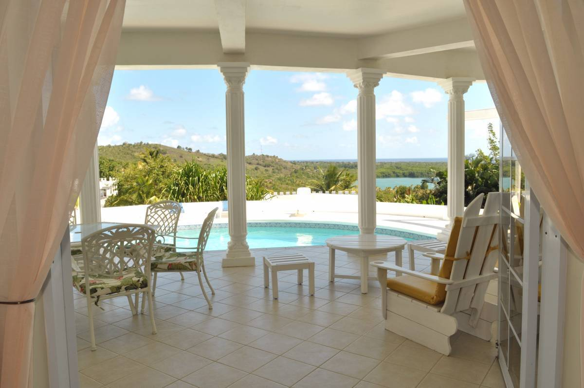 Castles in Paradise Villa Resort, Savannes, Saint Lucia, best hotels for parties in Savannes