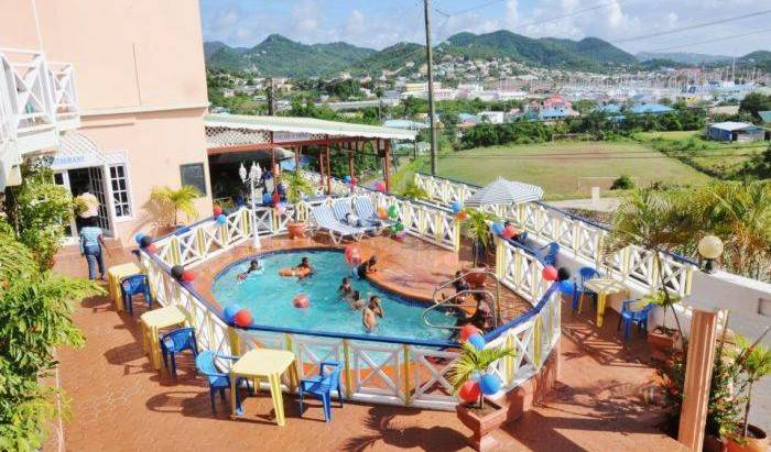 Oceanview Hotel and Spa - Get low hotel rates and check availability in Gros Islet 1 photo