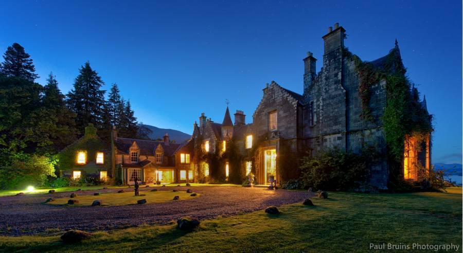Ardanaiseig Hotel, Oban, Scotland, pet-friendly hotels, hostels and B&Bs in Oban