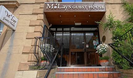 Mclays Guest House - Search for free rooms and guaranteed low rates in Glasgow 8 photos