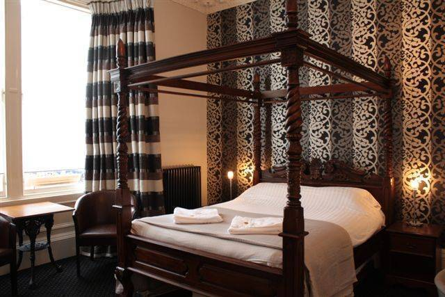 Inverleith Hotel, Edinburgh, Scotland, Scotland hotels and hostels