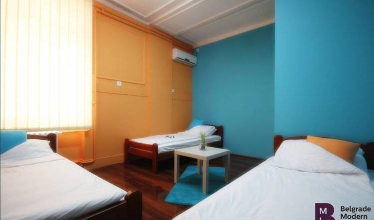 Belgrade Modern Hostel - Search for free rooms and guaranteed low rates in Belgrade 10 photos