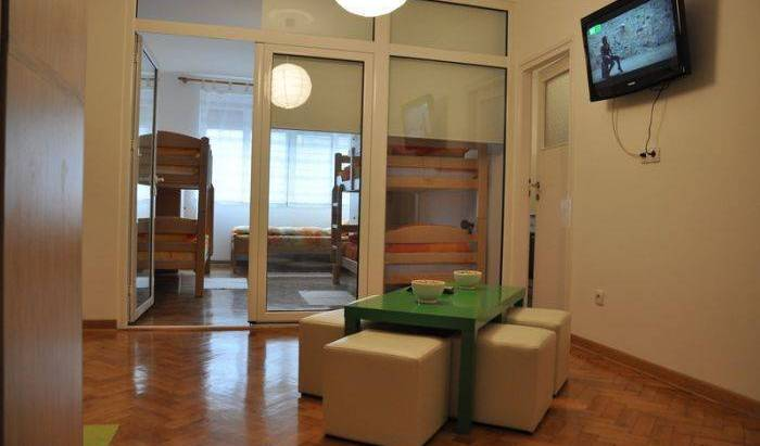 Dali Hostel - Get low hotel rates and check availability in Belgrade 7 photos