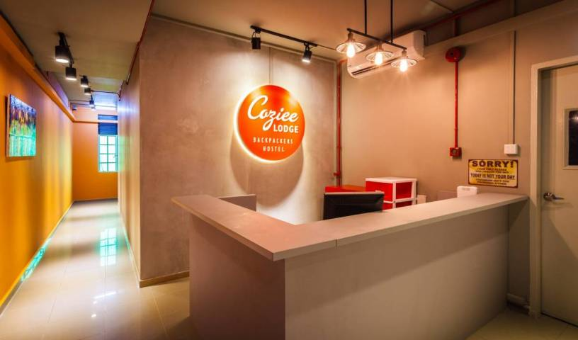 Coziee Lodge - Search for free rooms and guaranteed low rates in Singapore 17 photos