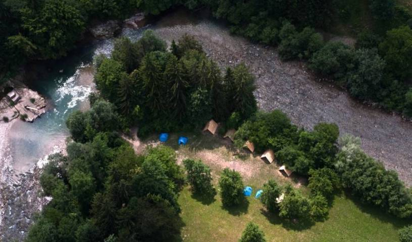 Eco Camp Naturplac - Search available rooms for hotel and hostel reservations in Ljubno 28 photos