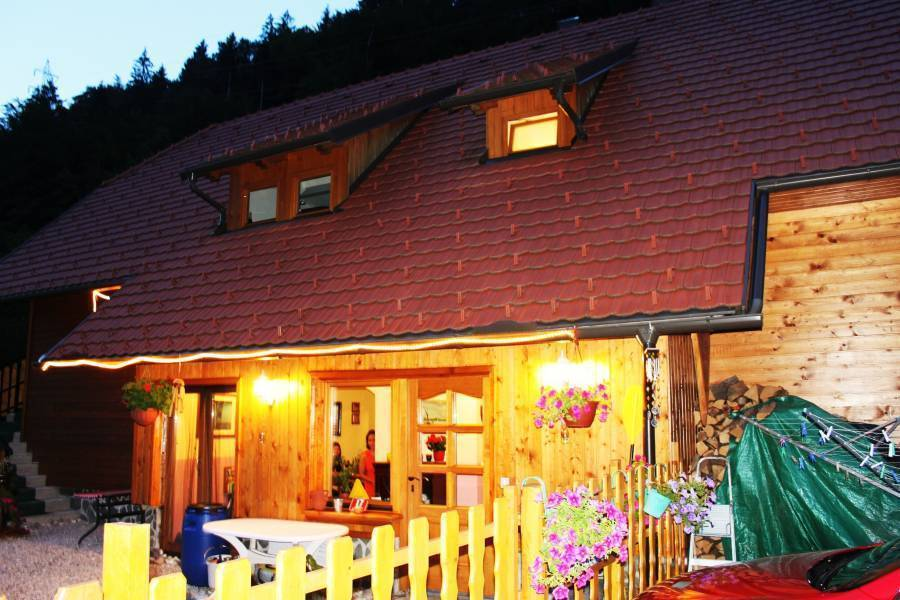 Reka Hisa, Obrne, Slovenia, hotels and hostels in tropical destinations in Obrne