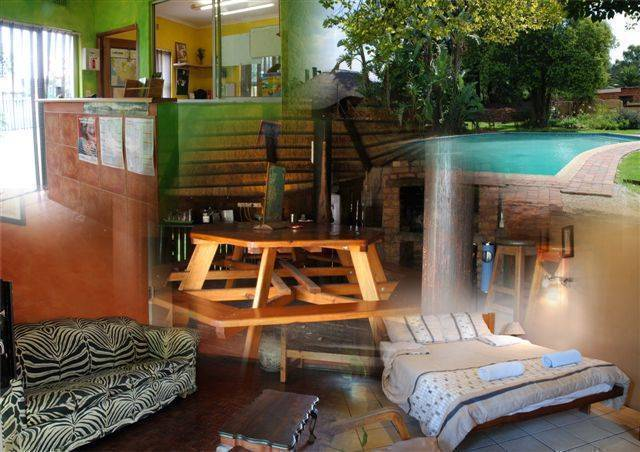 Airport Backpackers, Johannesburg, South Africa, South Africa hotels and hostels