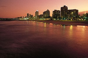 Banana Backpackers, Durban, South Africa, big savings on hotels in Durban