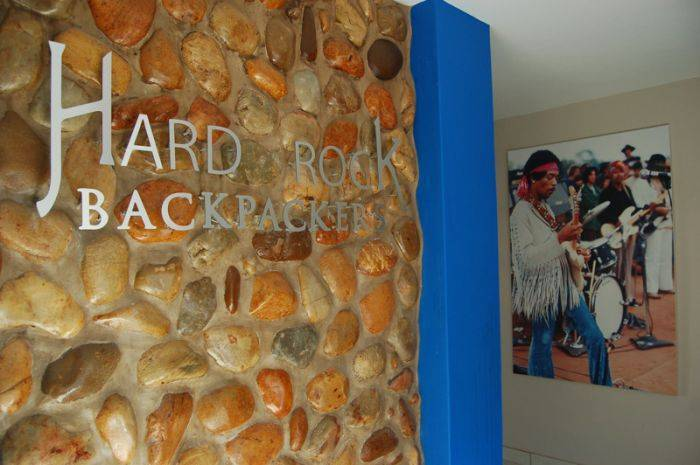 Hard Rock Backpackers, Jeffreys Bay, South Africa, South Africa hotels en hostels