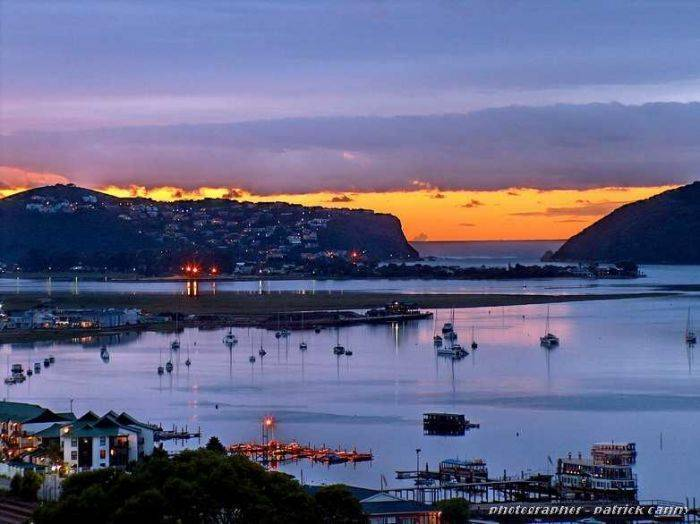 Hide-Away Guest House, Knysna, South Africa, low cost travel in Knysna