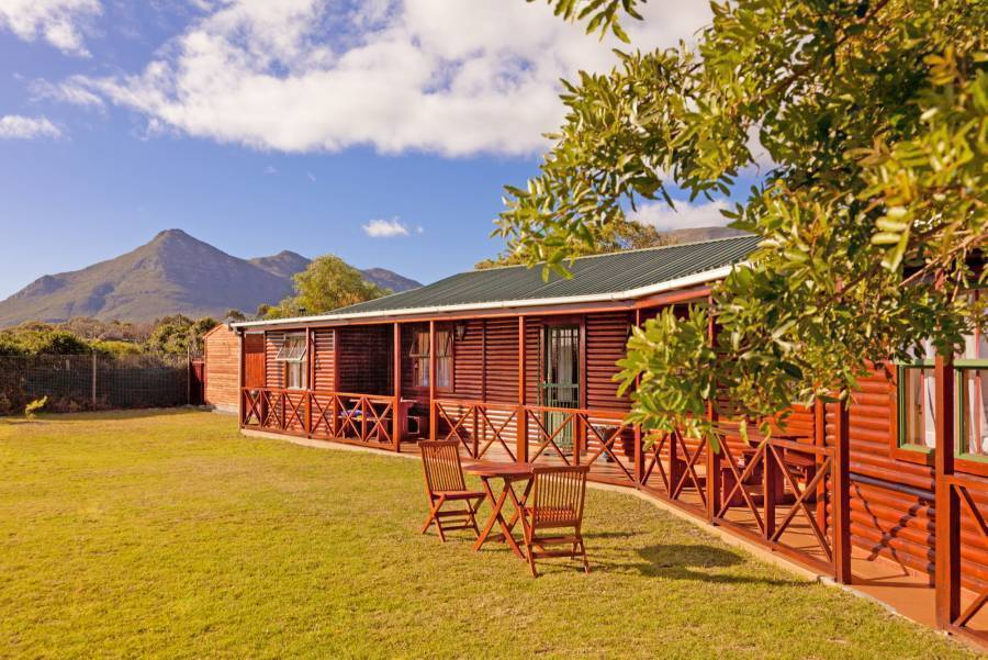 Horizon Cottages, Cape Town, South Africa, eco friendly hotels and hostels in Cape Town
