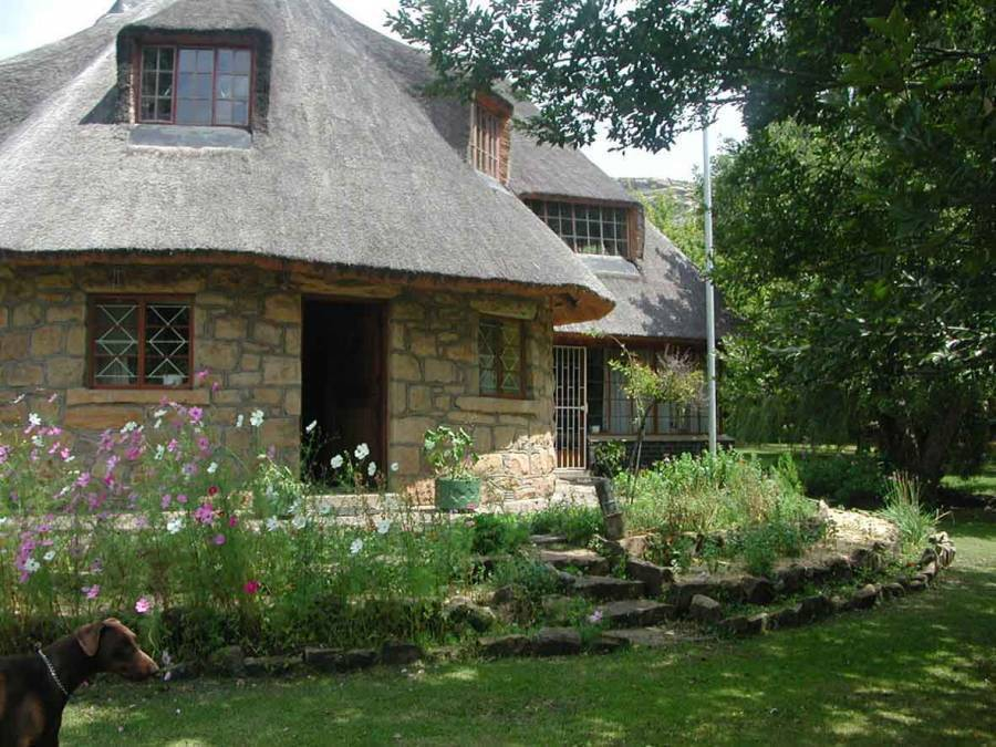 Timmerskraal Self Catering Cottage, Clarens, South Africa, South Africa hotels and hostels