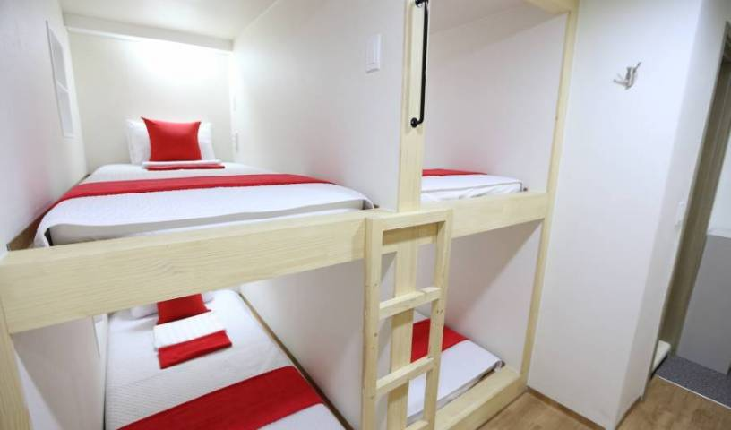 Philstay Hostel - Get low hotel rates and check availability in Seoul 12 photos
