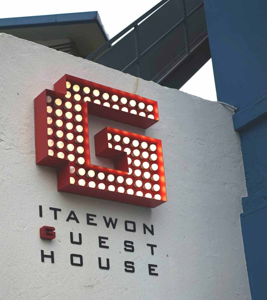 G Itaewon Guest House, Seoul, South Korea, affordable motels, motor inns, guesthouses, and lodging in Seoul