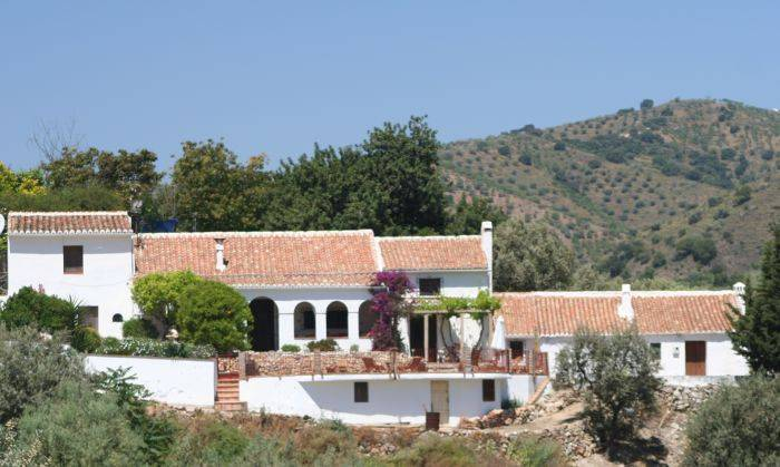 Casa del Molinero, Comares, Spain, Spain hotels and hostels