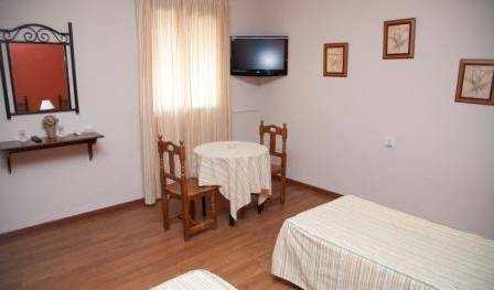 Hostal La Ruta - Search available rooms for hotel and hostel reservations in Paterna del Campo 12 photos