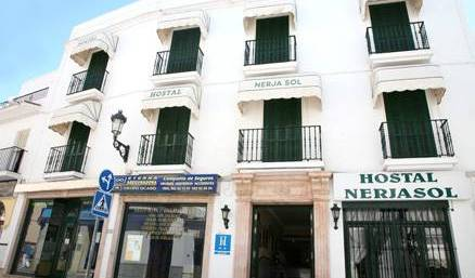 Hostal Nerjasol - Search available rooms for hotel and hostel reservations in Nerja, hotels with ocean view rooms 5 photos