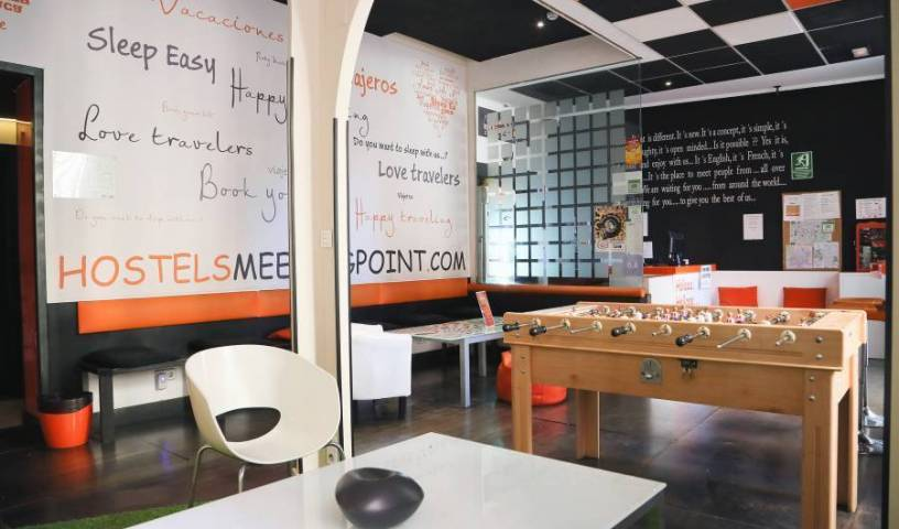 Hostels MeetingPoint - Get low hotel rates and check availability in Madrid, affordable travel destinations in Centro (Distrito Centro), Spain 41 photos