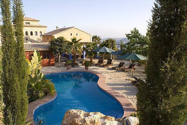 Finca El Tossal, Altea, Spain, read reviews from customers who stayed at your hotel in Altea