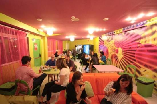 Hillview Barcelona Youth Hostel, Barcelona, Spain, best travel opportunities and experiences in Barcelona
