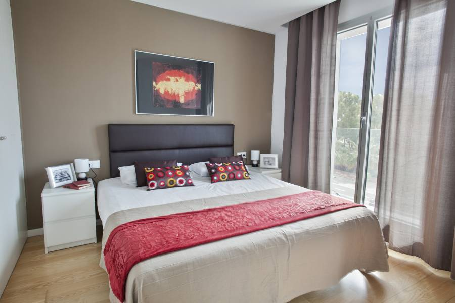 Homearound City Beach Apartments, Barcelona, Spain, Spain hotels and hostels