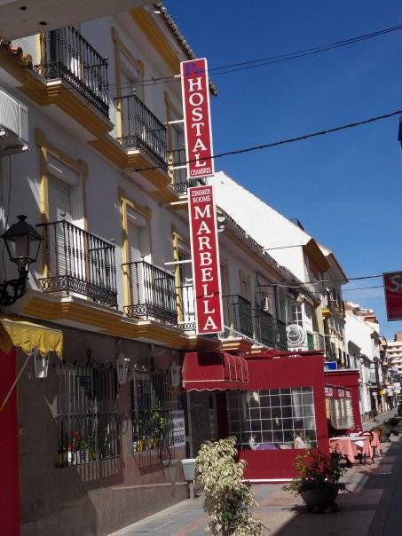 Hostal Marbella, Fuengirola, Spain, Spain hotels and hostels