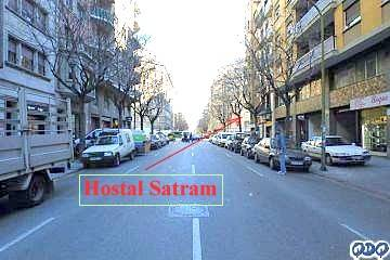 Hostal Satram, Barcelona, Spain, everything you need for your vacation in Barcelona