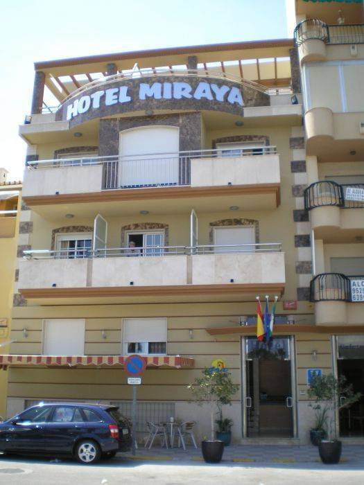 Hotel Miraya, Torre del Mar, Spain, Spain hotels and hostels