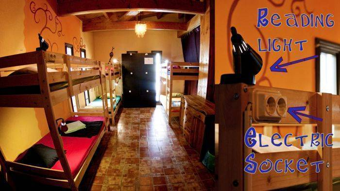 Los Amigos Backpackers Hostel, El Medano, Spain, best places to travel this year in El Medano