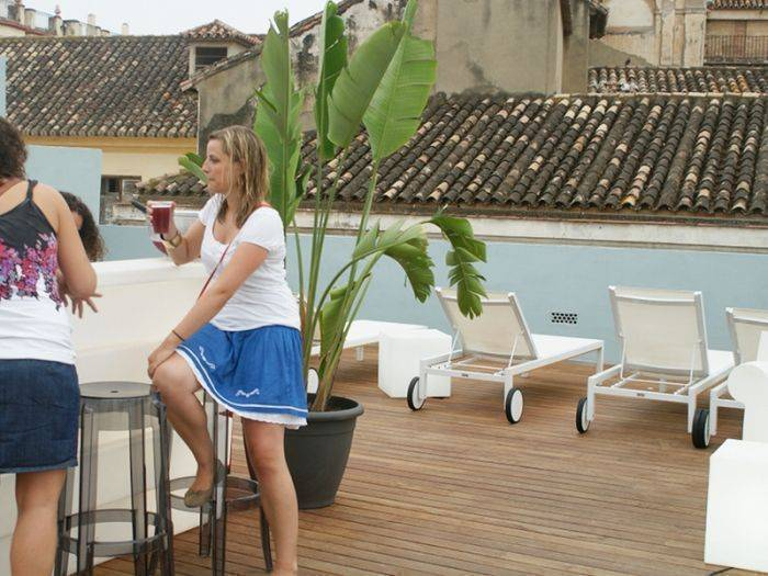 Oasis Backpackers' Hostel, Malaga, Spain, fashionable, sophisticated, stylish hotels in Malaga