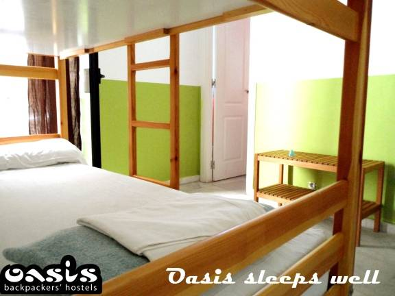 Oasis Backpackers' Hostel Sevilla, Sevilla, Spain, Spain hotels and hostels