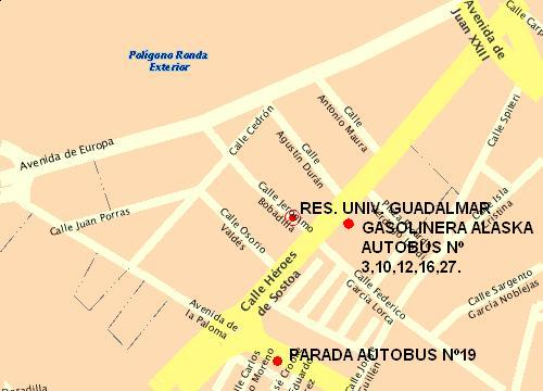 Residencia Universitaria Mixta Fuentes, Alora, Spain, Spain hotels and hostels