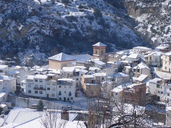 The Quentar White House, Quentar - Granada, Spain, travel hotels for tourists and tourism in Quentar - Granada