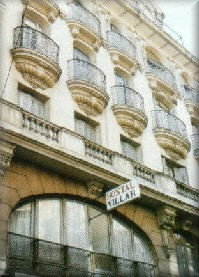 Villar Hostal, Madrid, Spain, advice and travel gear for staying in hostels in Madrid