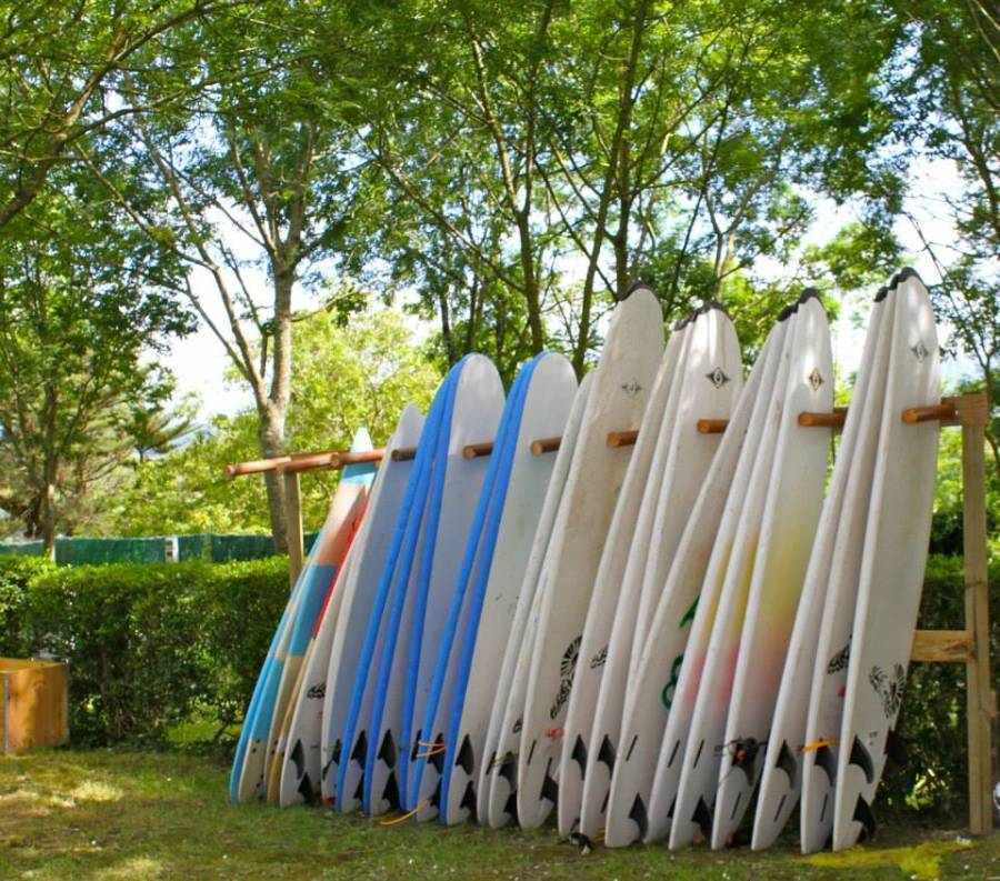 Zarautz Surf Campsite, Zarautz, Spain, Spain hotels and hostels