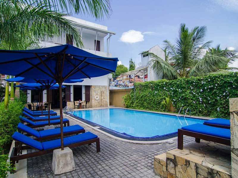 St. Lachlan Hotel, Negombo, Sri Lanka, Sri Lanka hostels and hotels