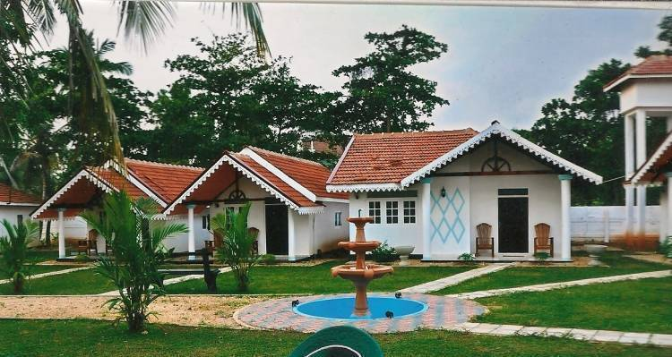Village, Negombo, Sri Lanka, hotels and rooms with views in Negombo