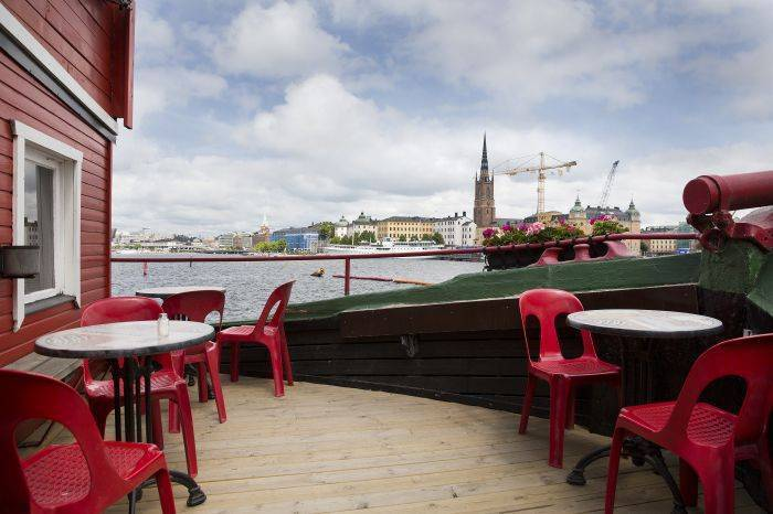 The Red Boat, Stockholm, Sweden, more travel choices in Stockholm