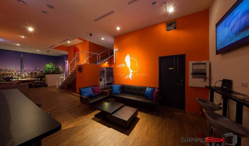 SleepBox Hostel - Get low hotel rates and check availability in Taipei 16 photos